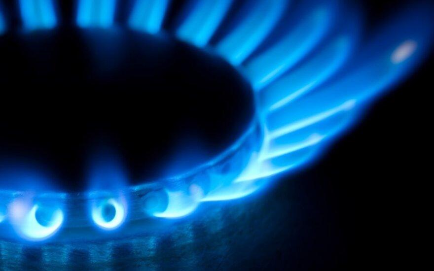 Rusijoje dėl šalčių rekordiškai pakilo dujų vartojimas