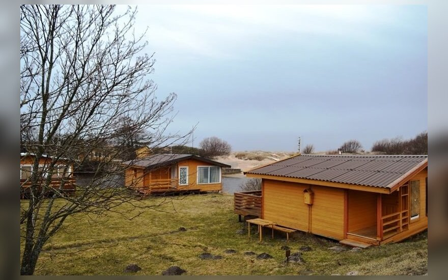 Galutinis teismo sprendimas - neregistruoti nameliai Šventojoje turi išnykti