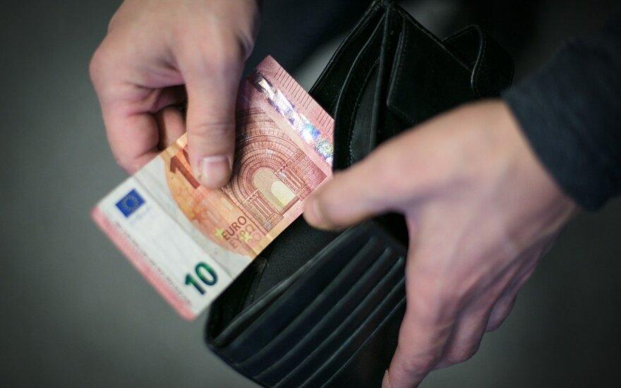 Biudžeto ir finansų komitetas nepritarė 20 proc. GPM tarifui