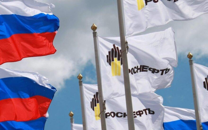 Į sankcijas reagavo žaibiškai