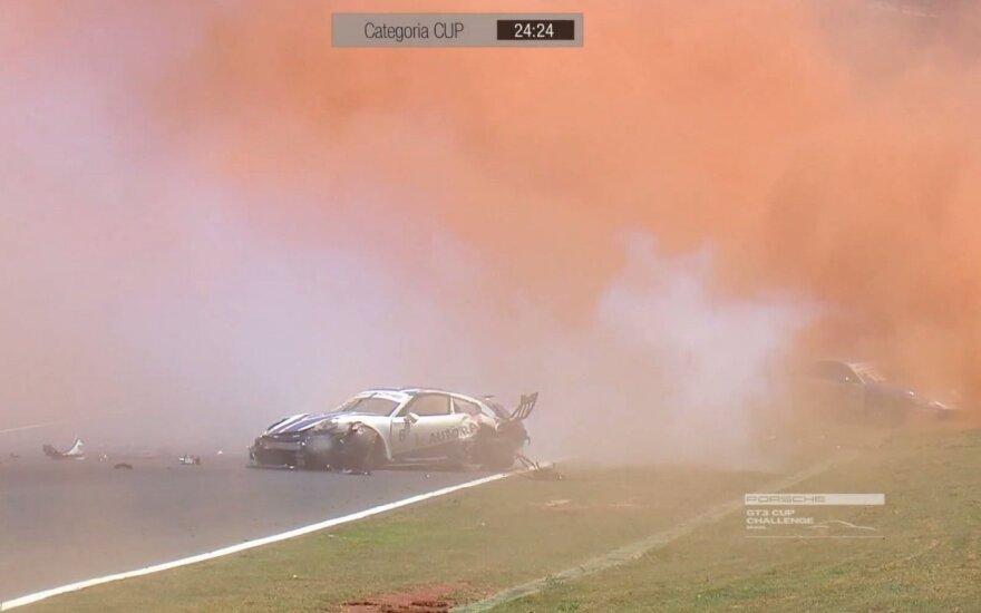 P.Piquet avarija