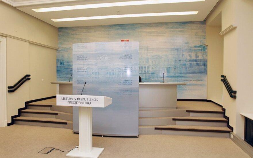 Pareigūnai atsiriboja nuo kaltinimų rengus planą prieš mažuosius Lietuvos bankus
