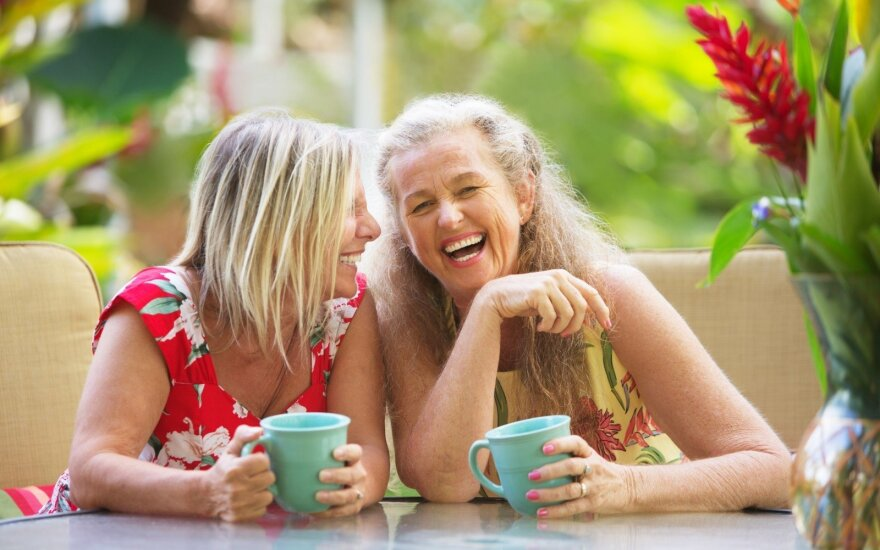 Neurobiologai teigia, kad laimei užtenka 4 dalykų