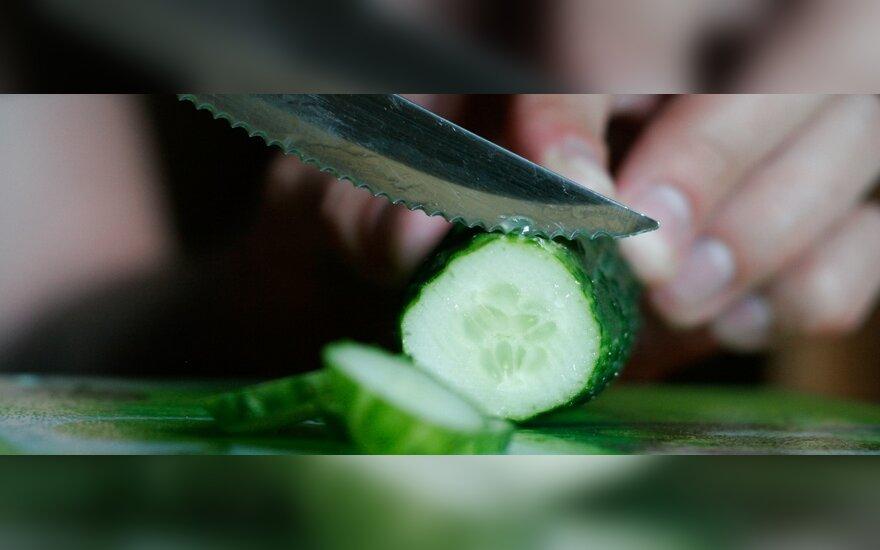 Ekologiškų daržovių deficitas
