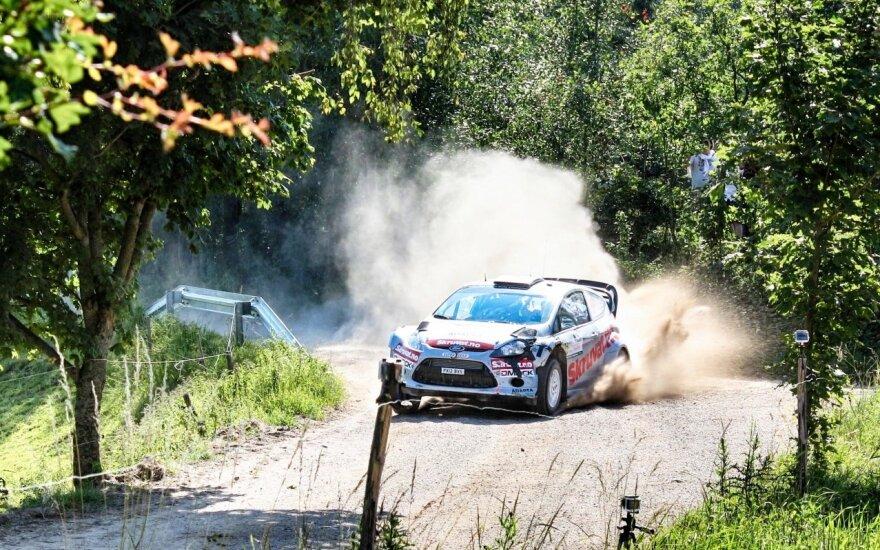 """""""Samsonas Rally"""" sugrąžins Rokiškį į Lietuvos autosporto žemėlapį"""