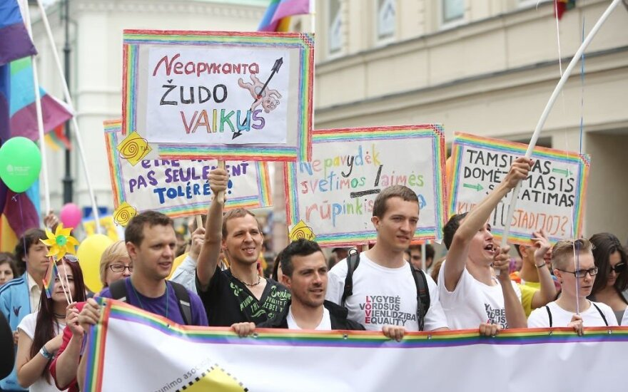 Lithuanian LGBT community secures permit for pride march in Vilnius