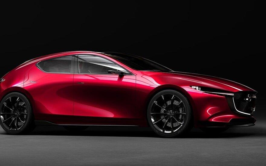 """""""Mazda KAI Concept"""""""