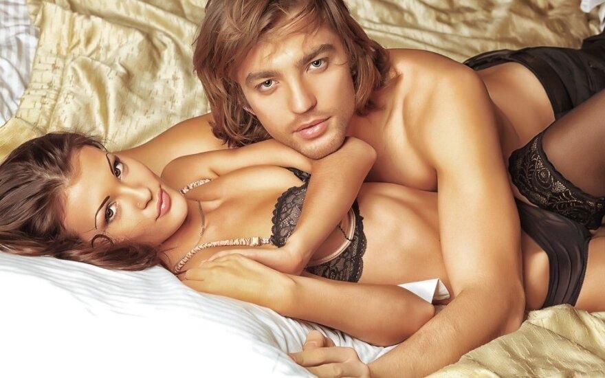 Kodėl seksas be prezervatyvo yra geriau?