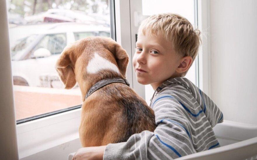 Tėvams: ką daryti, kad vaikai namuose nenusisuktų galvų