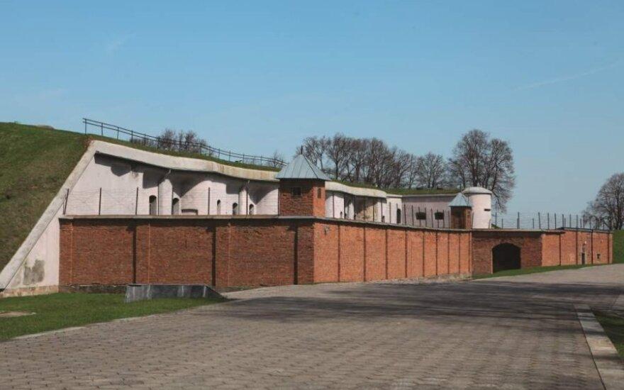 Kauno IX forto muziejui vadovaus dabartinis direktoriaus pavaduotojas Marius Pečiulis