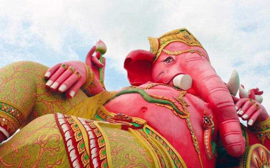 Indijos dievybė