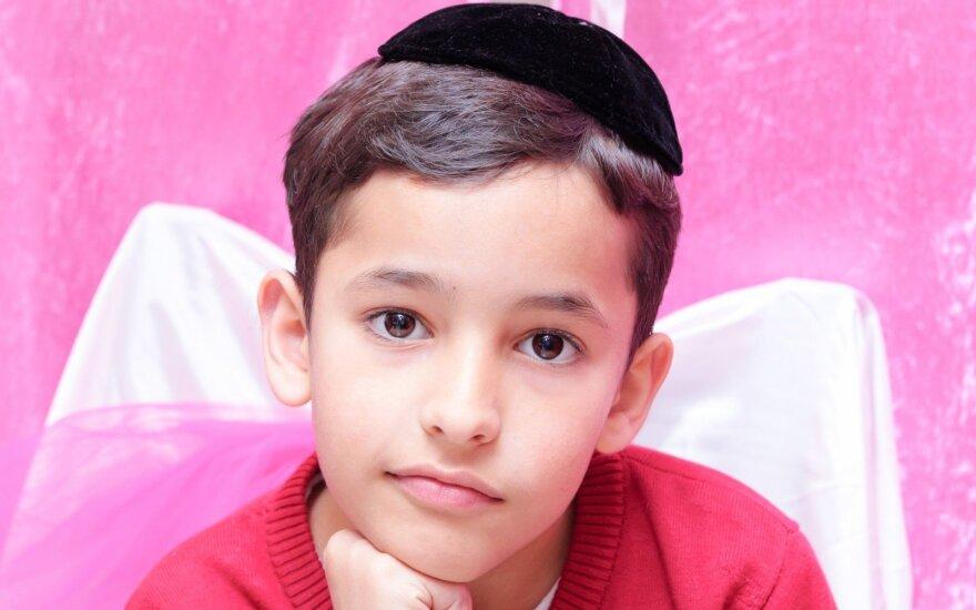 Žydų berniukas