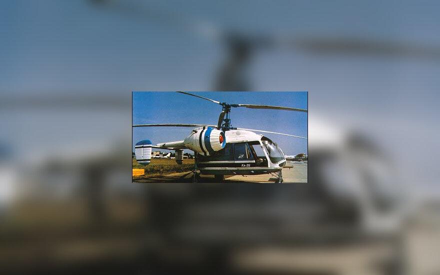 Sraigtasparnis Ka-26