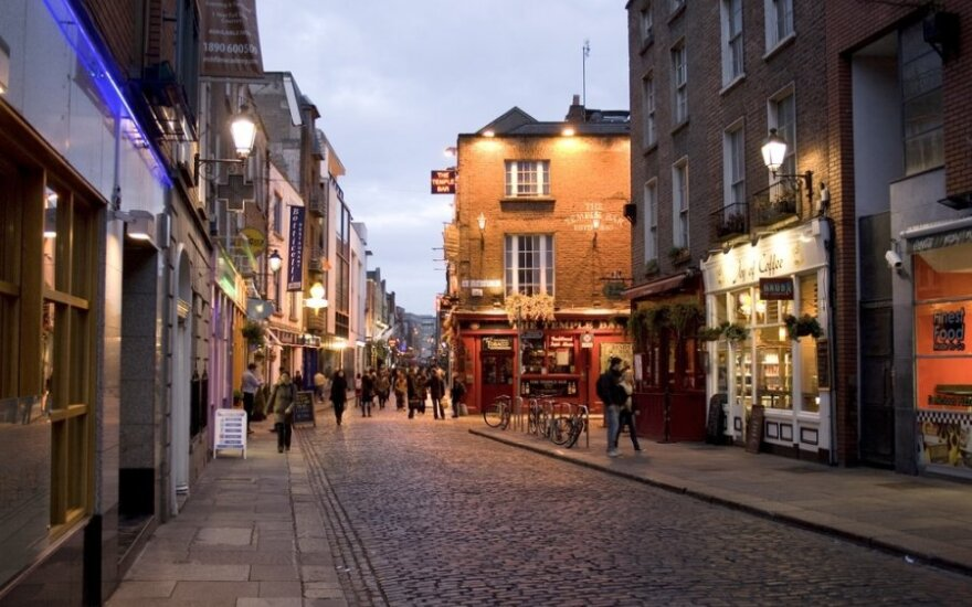 Temple Bar rajonas, Dublinas