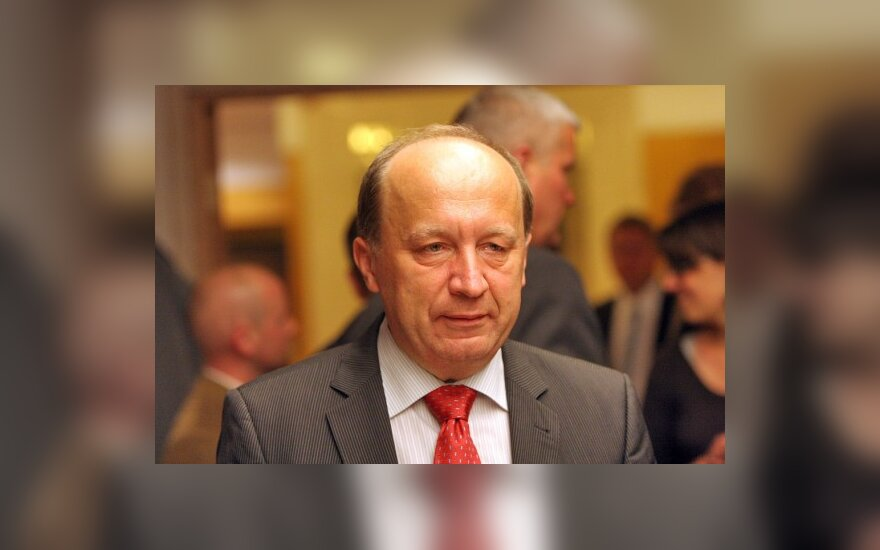 A.Kubiliui neaišku, kam Rusija pardavinės AE elektrą