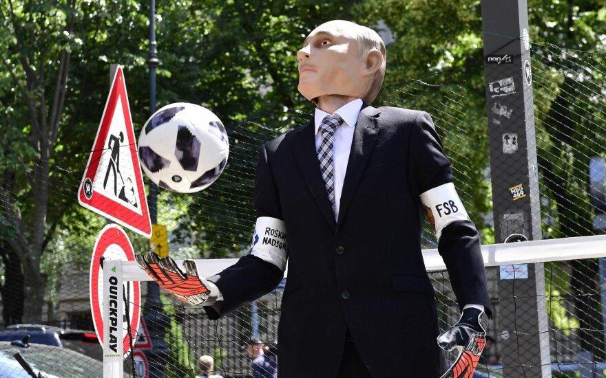 Už pasaulio čempionato slypi kur kas svarbesni Kremliaus tikslai