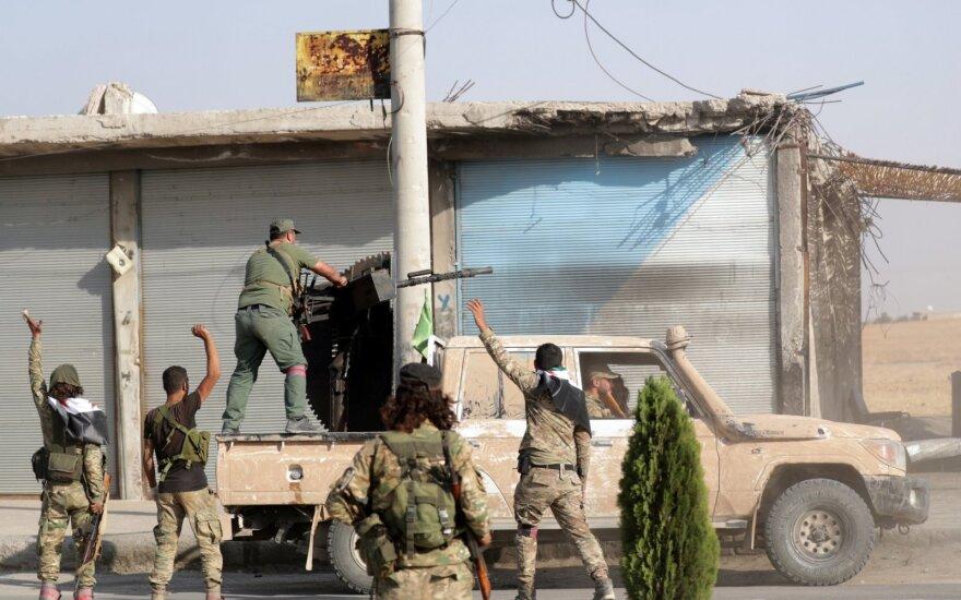 Turkijos konfliktas su kurdais