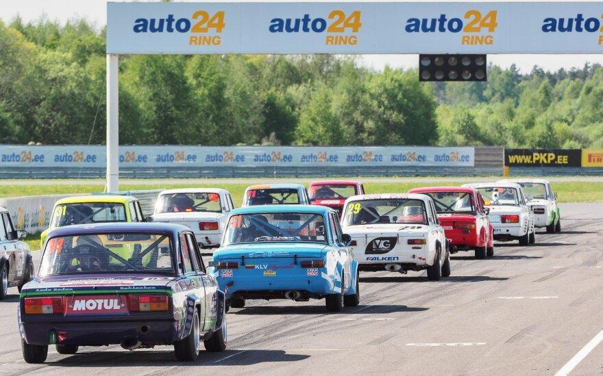 Antrasis Baltijos šalių čempionato etapas Estijoje