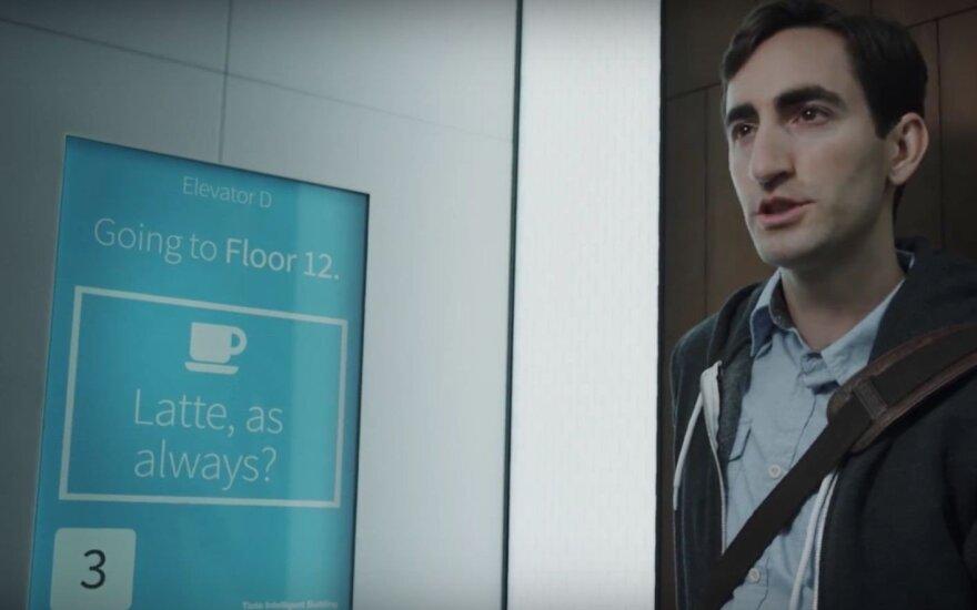 Pamatykite, kaip atrodys ateities biurai