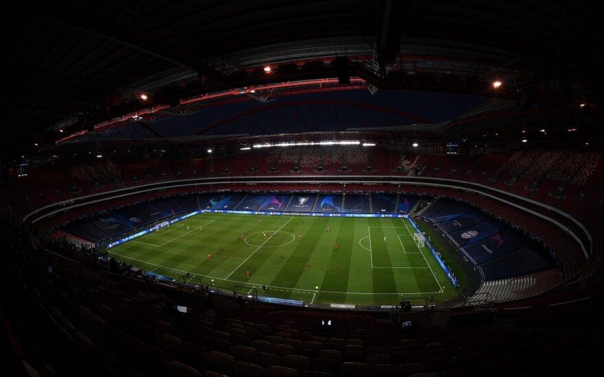 UEFA Čempionų lygos finalas be žiūrovų