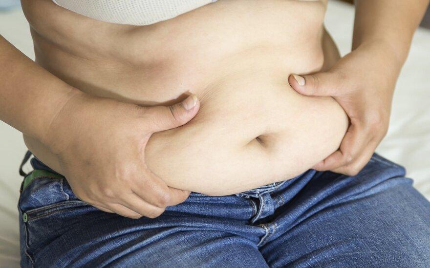 kaip lengvai pašalinti pilvo riebalus
