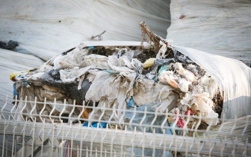 Stringant Vilniaus atliekų konkursui, nauja rinkliava įsigalios nuo 2018-ųjų