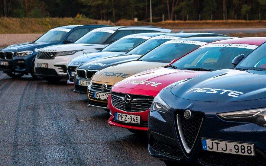 Lietuvos metų automobilis 2018