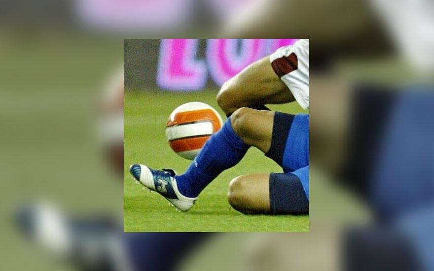 Prancūzijos čempionas toliau klupinėja
