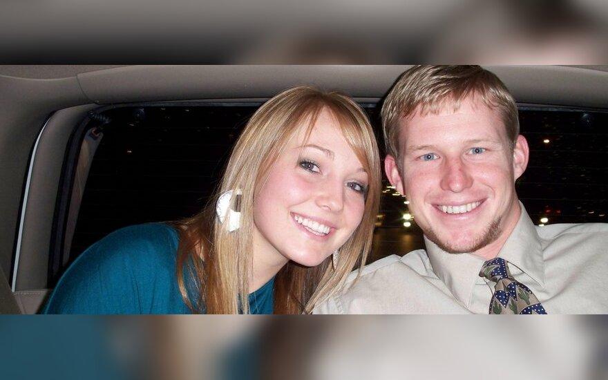 Kelly Hildebrandt ir Kelly Hildebrandtas
