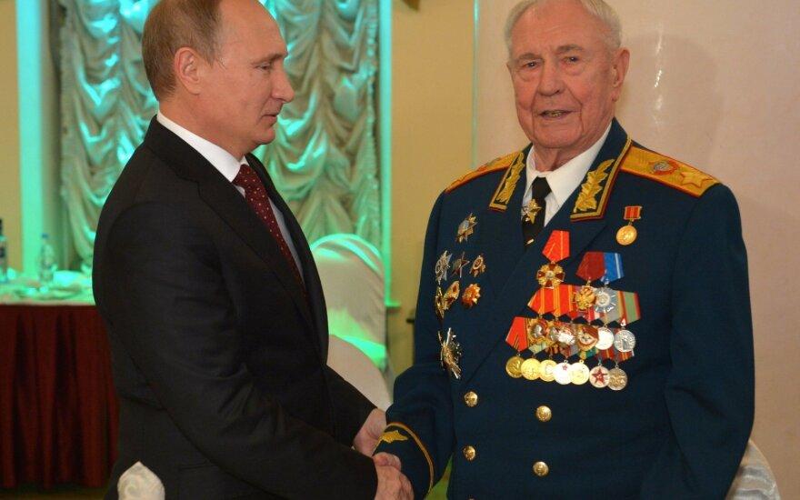Mirė Sausio 13-osios byloje kaltu pripažintas buvęs sovietų gynybos ministras