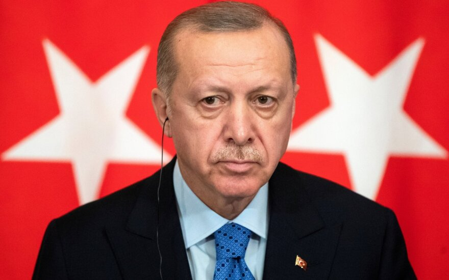T. Erdoganas