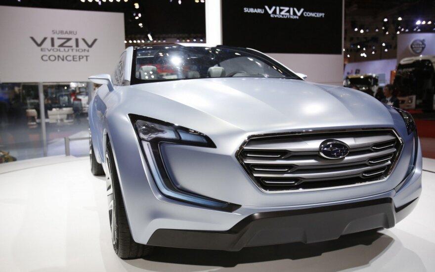 """Koncepcinis """"Subaru Viziv"""" (asociatyvi nuotr.)"""