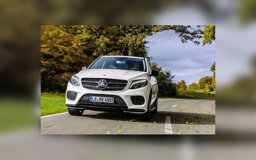 """Mercedes-Benz GLE AMG"""