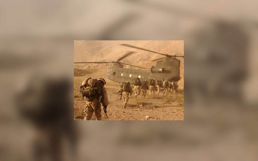 Afganistanas, sraigtasparnis