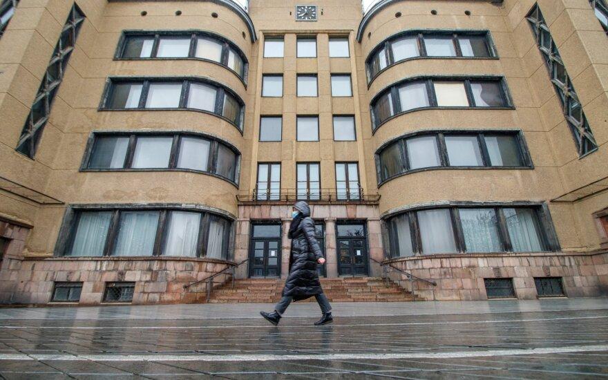 Kviečiama į viešą diskusiją dėl Kauno centrinio pašto pastato