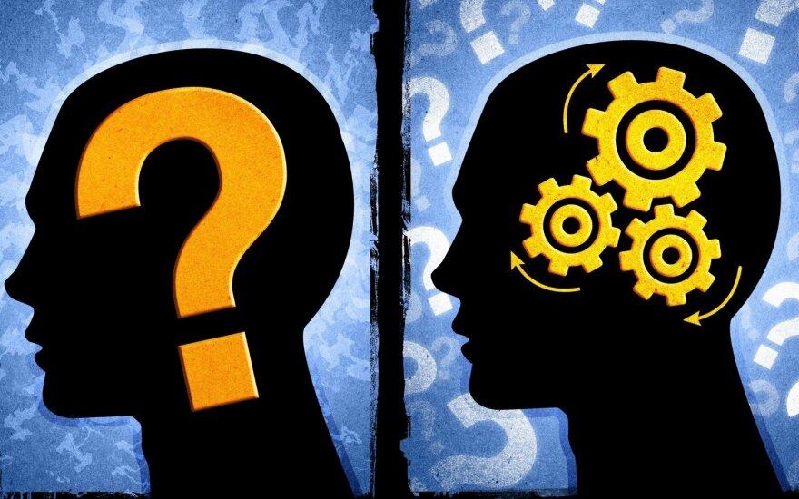 """Didžiausias mitas apie smegenis, kad jos būna """"vyriškos"""" ir """"moteriškos"""""""
