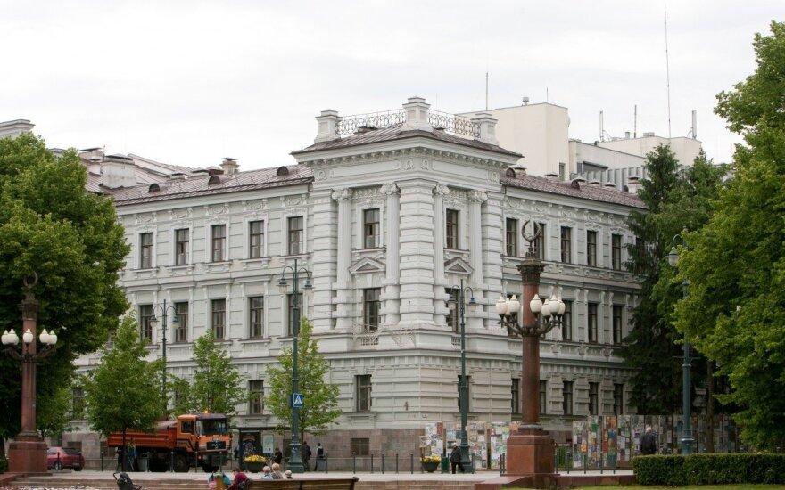 Sulaikė vyrą, kuris grasino susprogdinti Vilniaus teismą