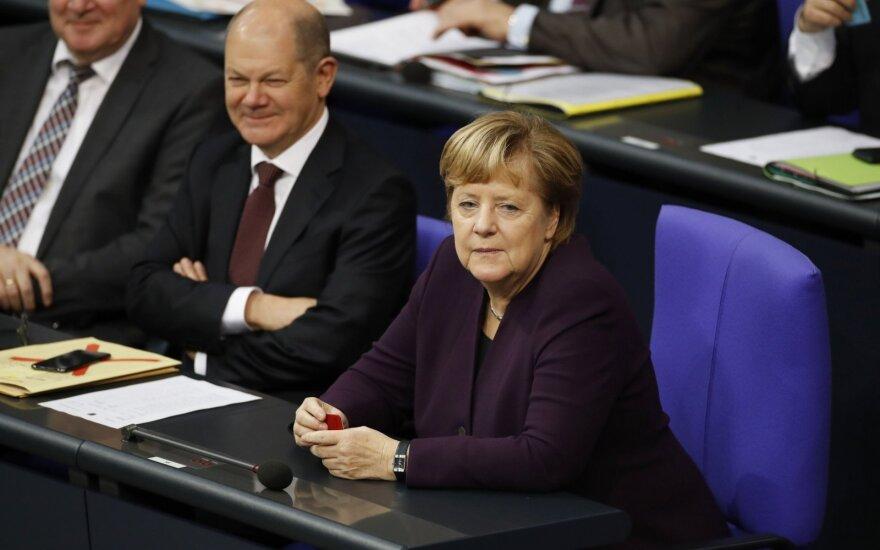 Vokietijos Bundestagas