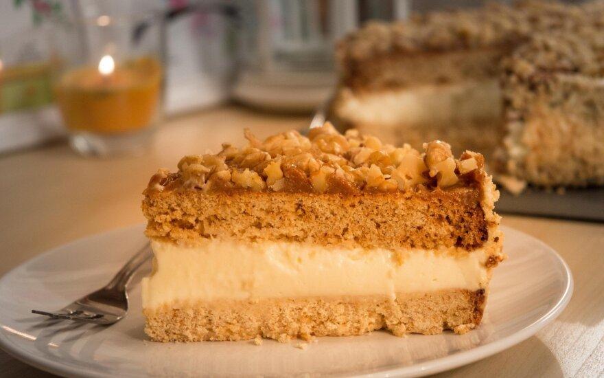 Medaus pyragas