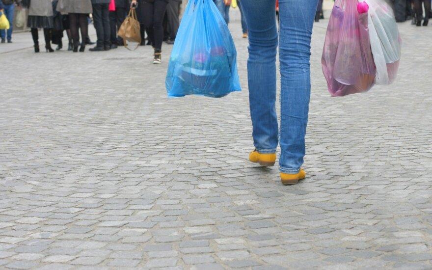 Naujojoje Zelandijoje bus uždrausti vienkartiniai plastiko maišeliai