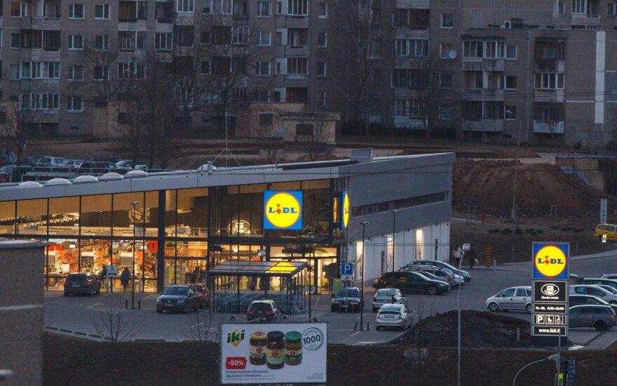 """""""Lidl"""" iš ERPB gauta parama toliau kelia aistras, skųsis ir Lietuvos atstovai"""