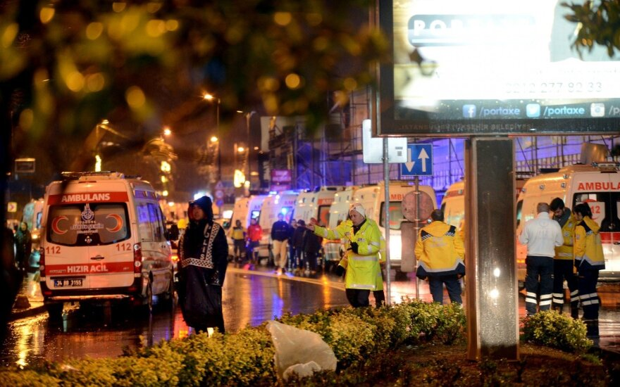 After terrorist attack in Istanbul