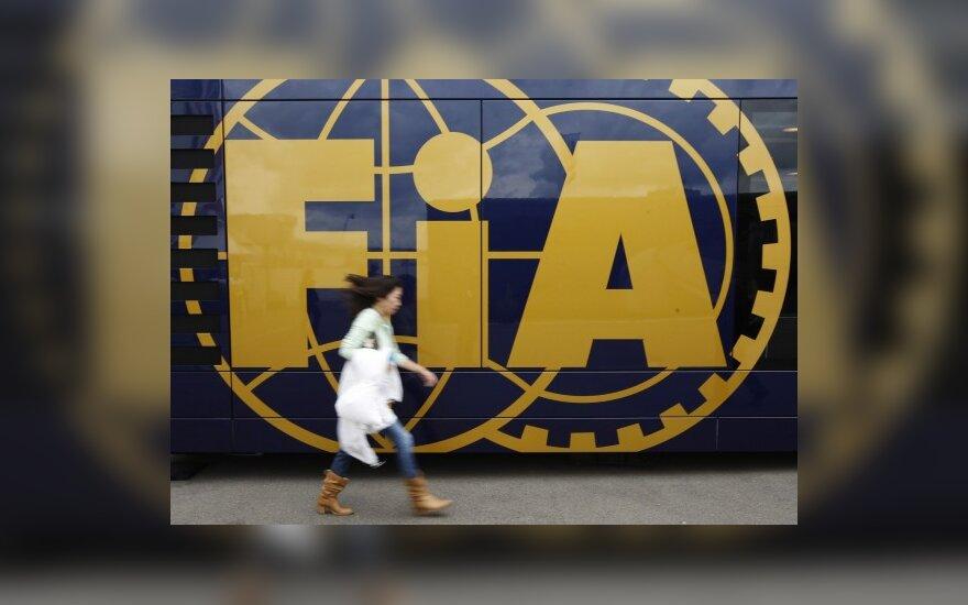 FIA būstinė