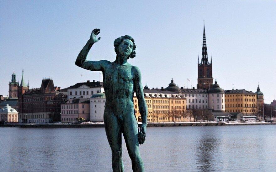 Nieko džiaugsmingo: kokią Lietuvą parodo Švedijos žiniasklaida