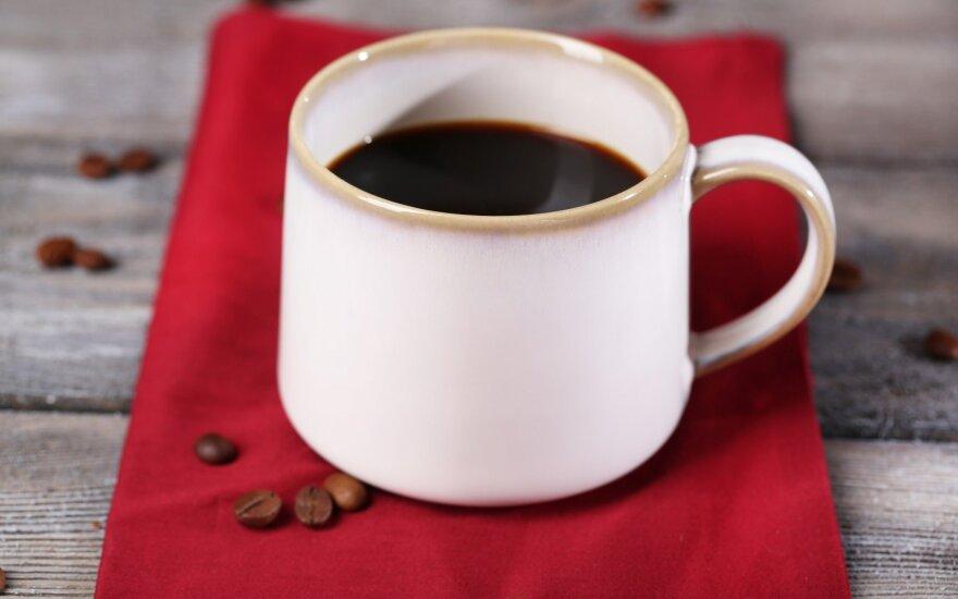 Kavos nauda sveikatai: nuo žvalumo iki riebalų tirpdymo