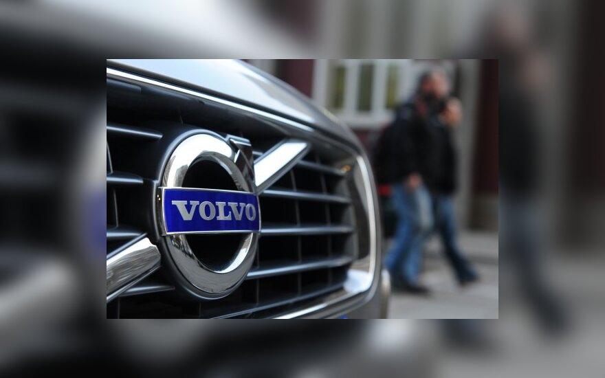 """""""Volvo"""" ruošia """"Volkswagen Golf"""" konkurentą"""