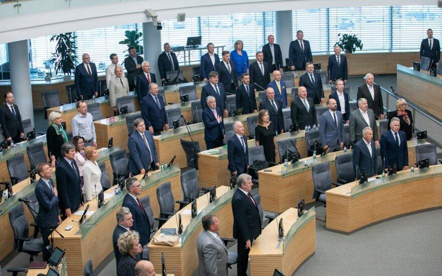 Seimas priėmė urėdijų reformos pataisas