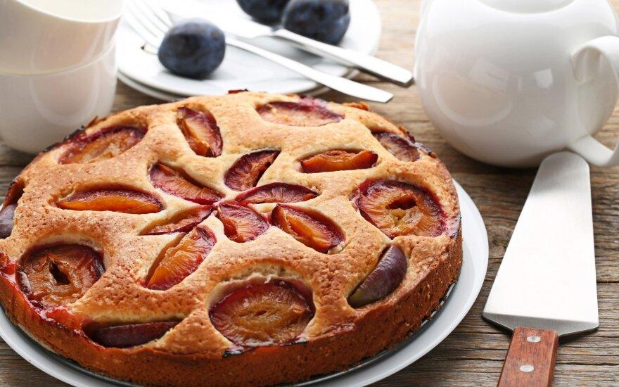 Pyragų diena: kaip iškepti sveiką ir saldų pyragą be cukraus?