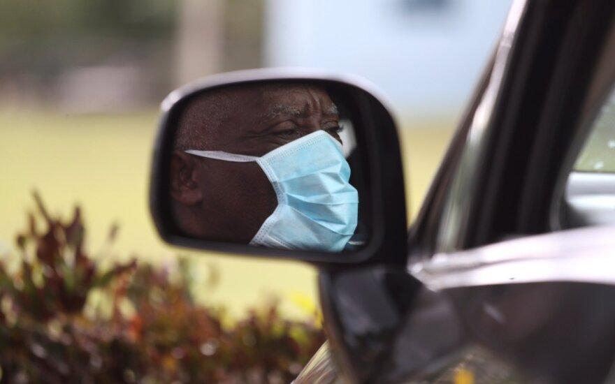 KDR patvirtintas pirmas užsikrėtimo koronavirusu atvejis