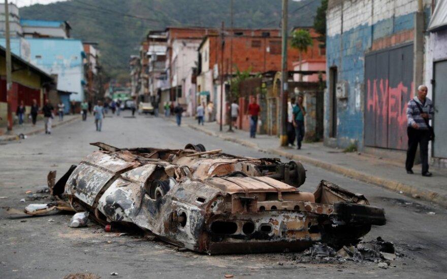 Karakasas, Venesuela